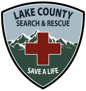Lake County Search and Rescue logo